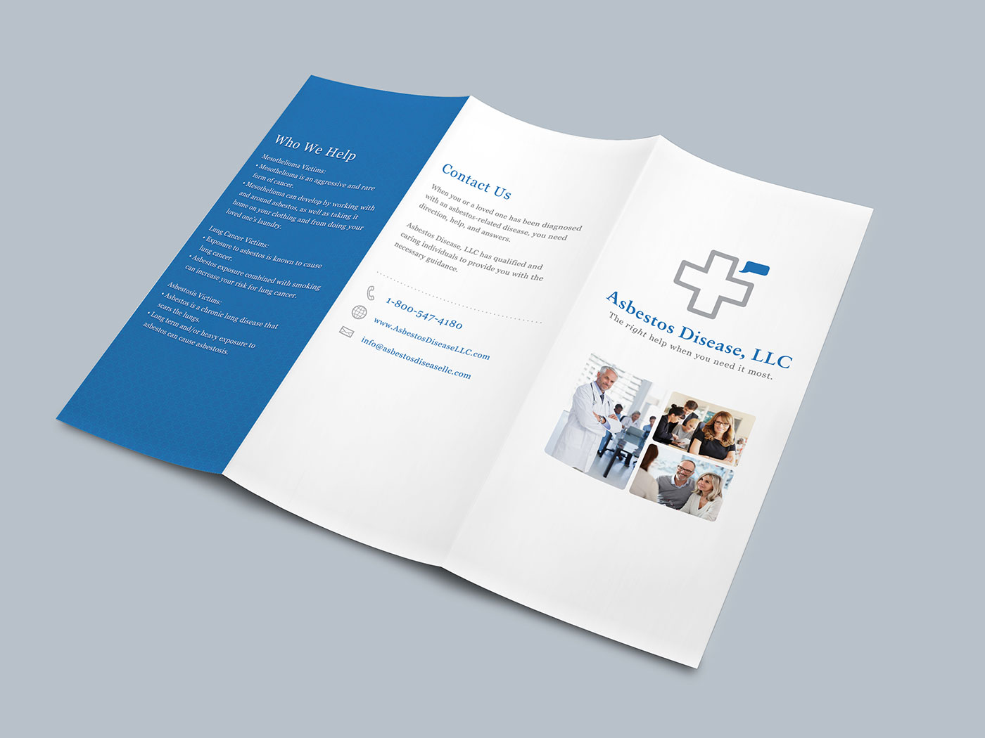 Asbestos Disease, LLC - Brochure