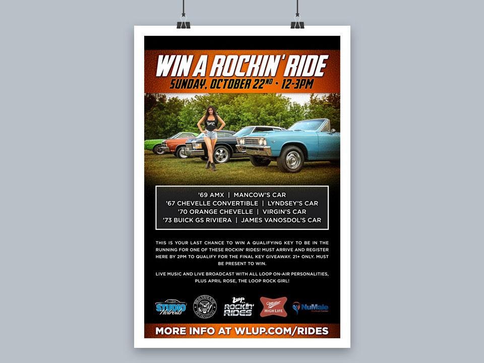 Rockin' Rides - Poster