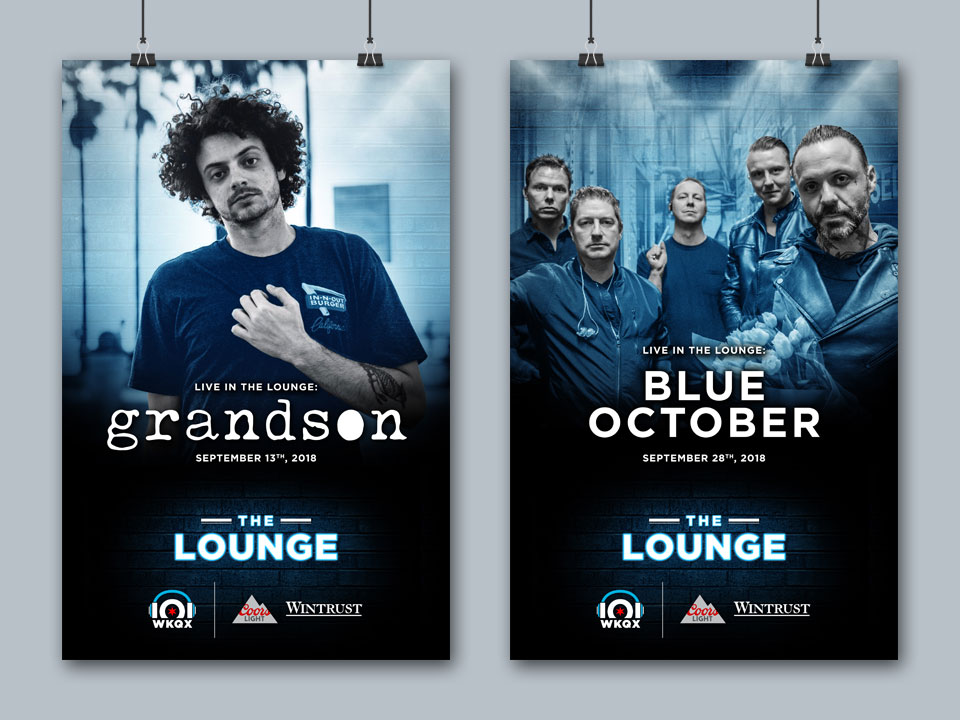 The Lounge - Posters