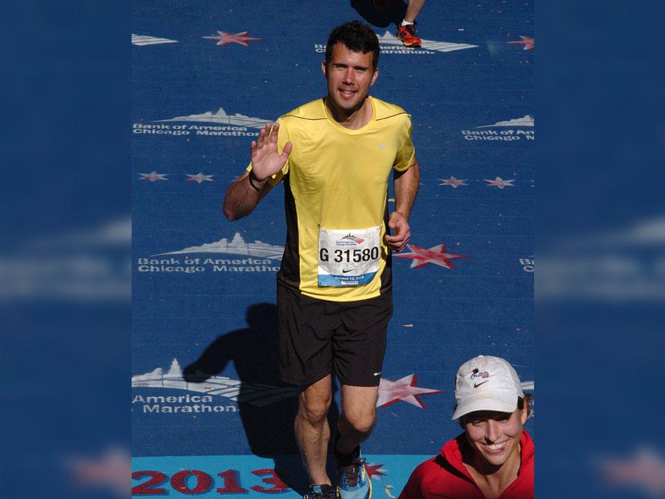 About Page - Marathon 2013
