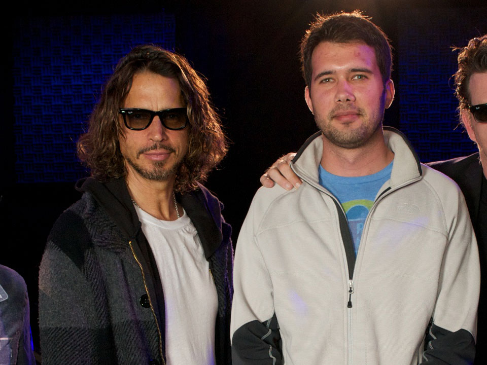 About Page - Chris Cornell