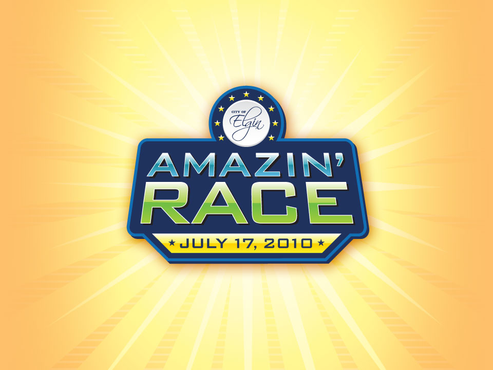 Amazin' Race - Final Logo