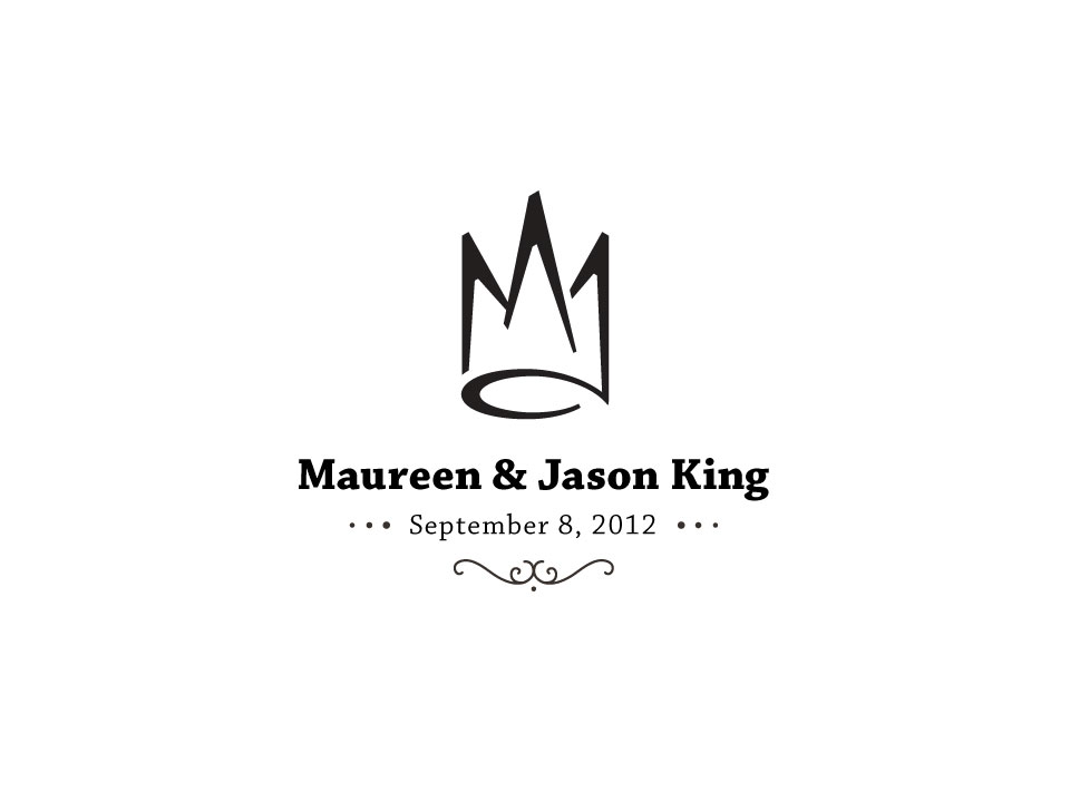 Maureen and Jason King - Final Logo