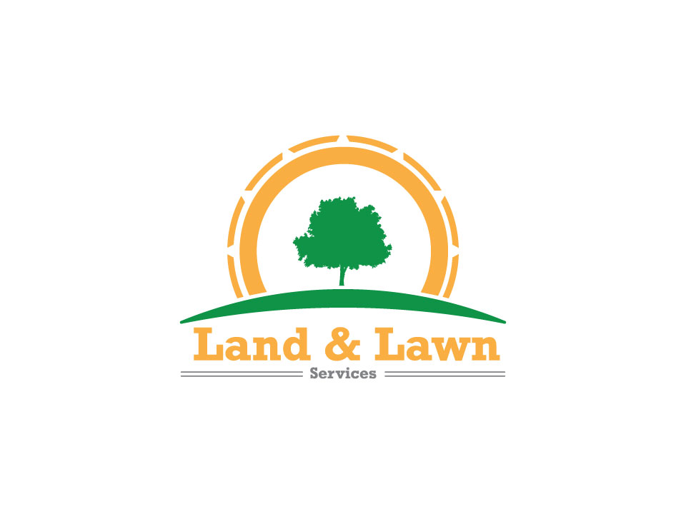 Land & Lawn Services - Final Logo