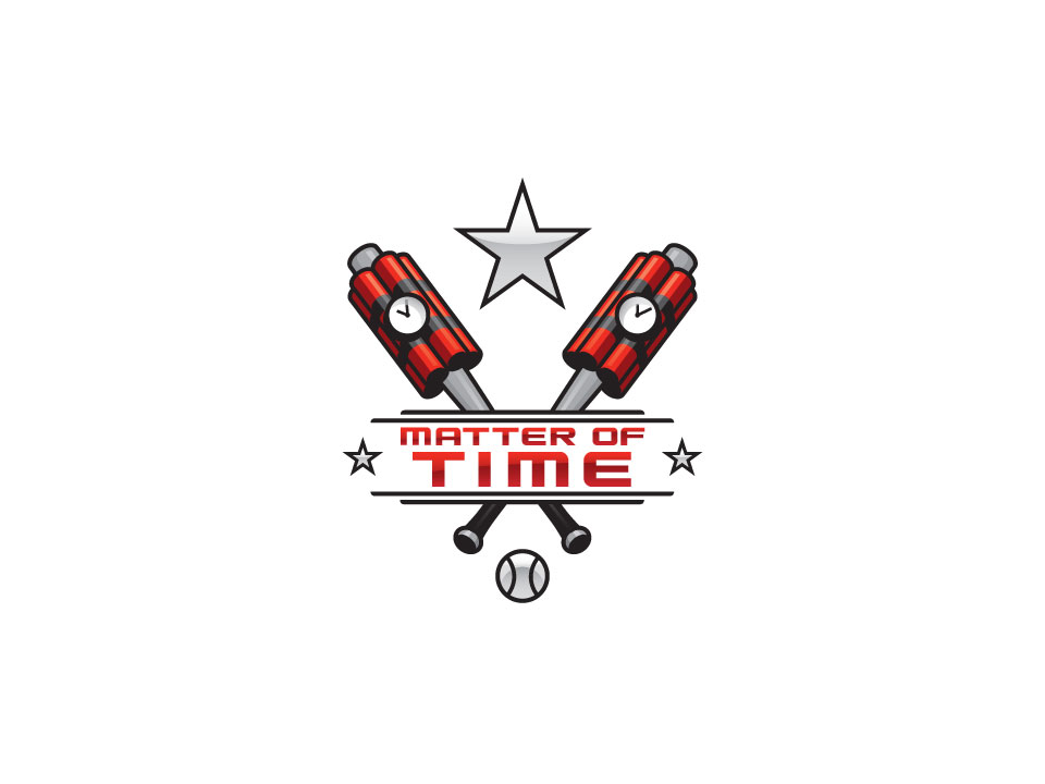 Matter of Time Softball Team - Final Logo