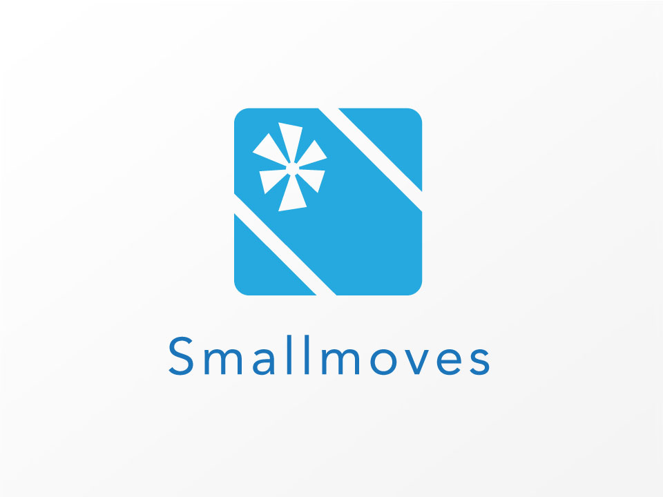 Smallmoves - Logo Sketch