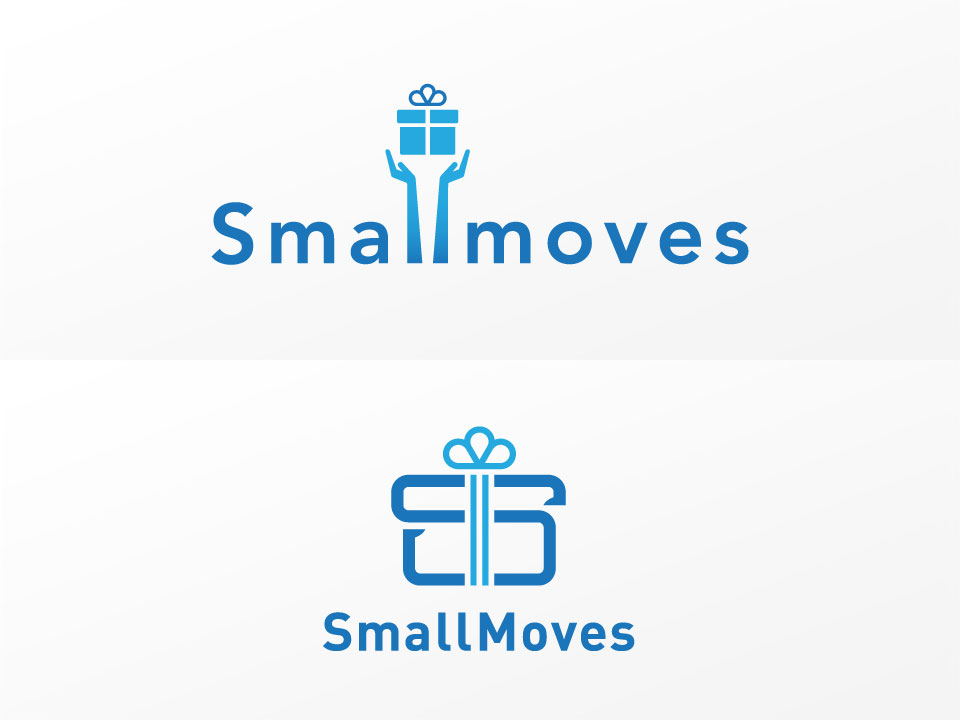 Smallmoves - Logo Sketches