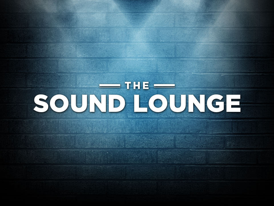 The Sound Lounge - Final Logo