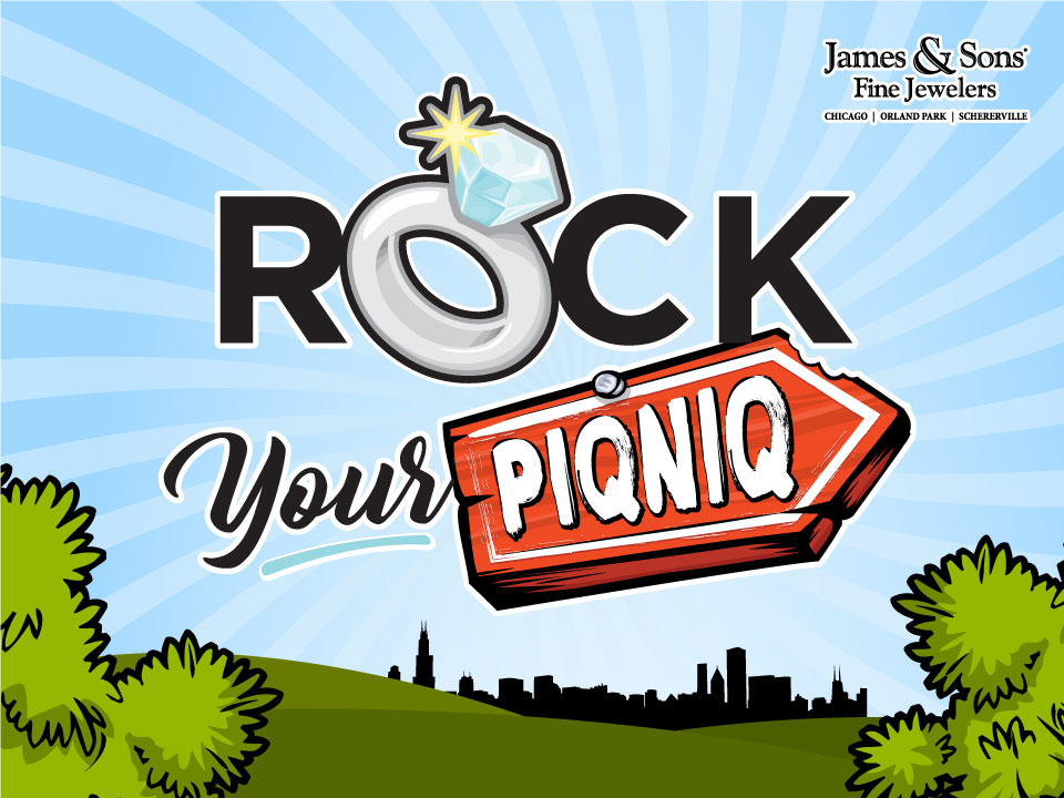 ROCK Your PIQNIQ - Logo