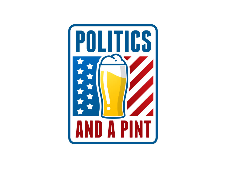 Politics And A Pint - Final Logo