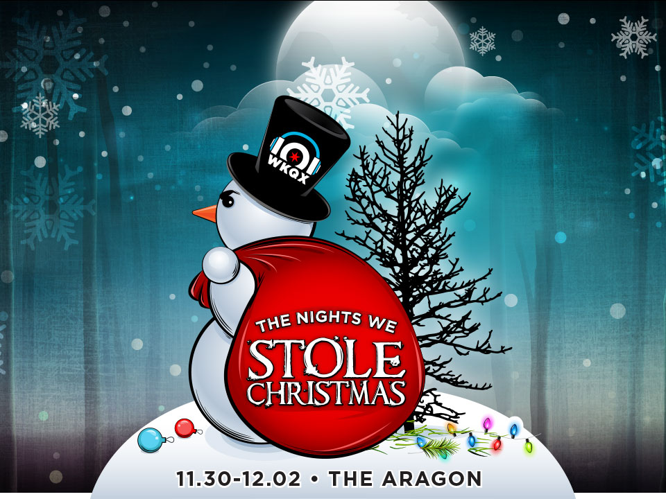 The Nights We Stole Christmas logo